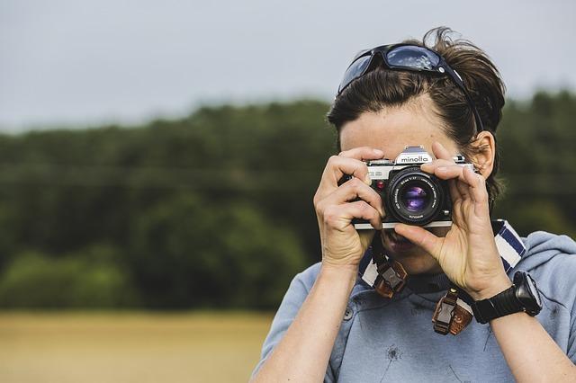 analogové fotografování