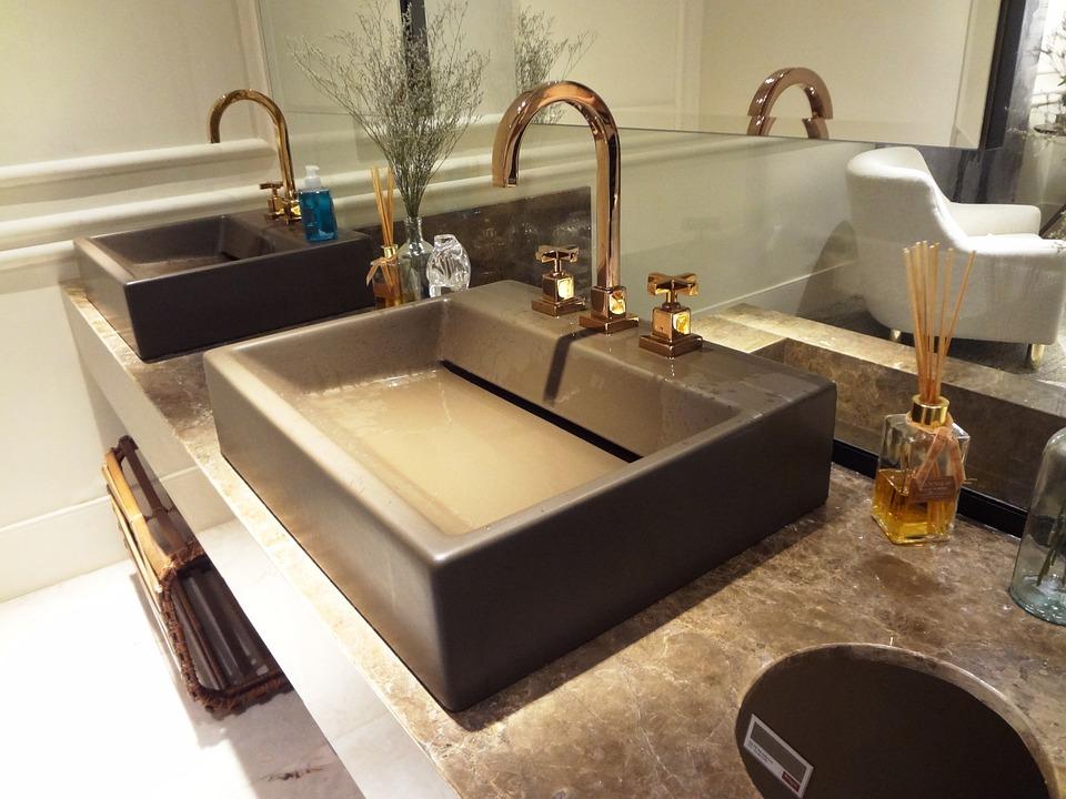 umývadlo, kúpelňa